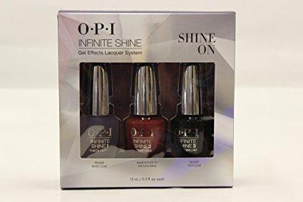 OPI Infinite Shine Gift Set