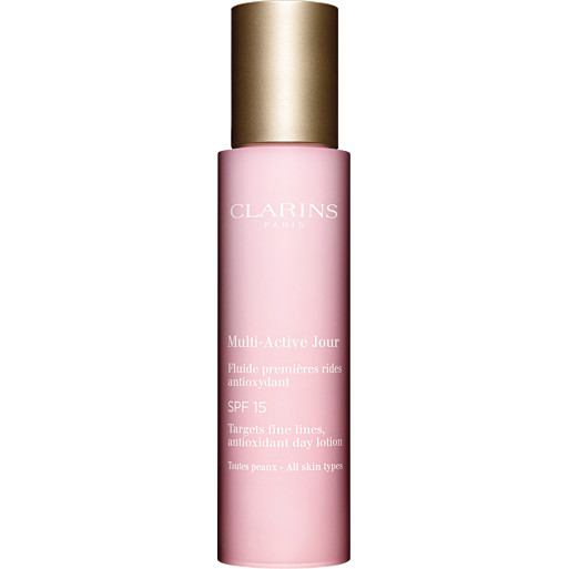 Clarins Multi Active Jour Antioxidant Day Lotion SPF15 50ml