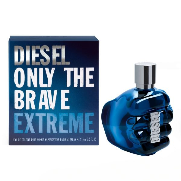 Diesel Only The Brave Extreme Eau de Toilette 75ml Spray