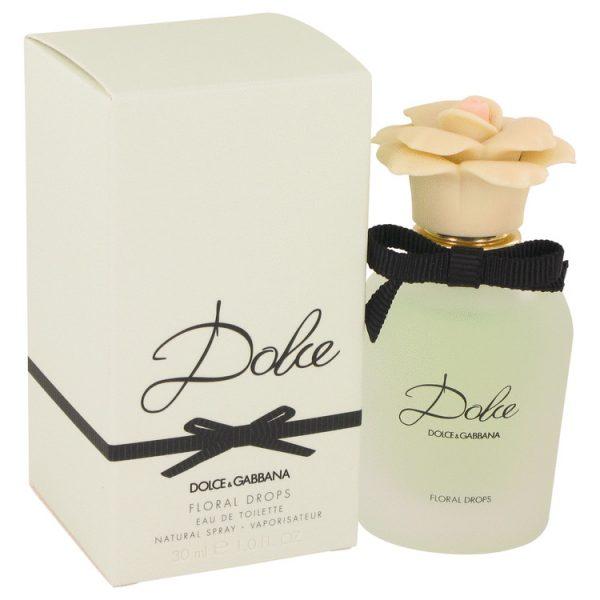 Dolce Gabbana Dolce Floral Drops Eau de Toilette 30ml Spray