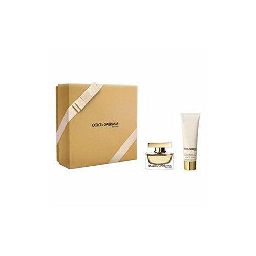 Dolce Gabbana The One Gift Set 75ml EDP 100ml Body Lotion 100ml Shower Gel