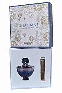 Guerlain Shalimar Gift Set 50ml EDP Spray 8ml Cils D´Enfer Mascara in Black