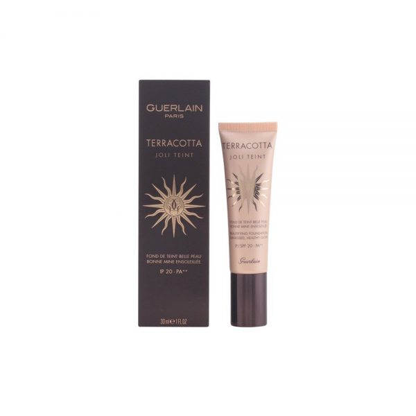 Guerlain Terracotta Joli Teint Beautifying Foundation 30ml Light