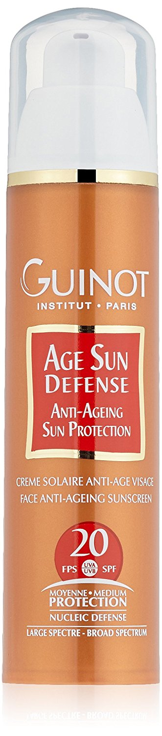 Guinot Age Sun Protective Anti Aging Sun Protection 50ml SPF20