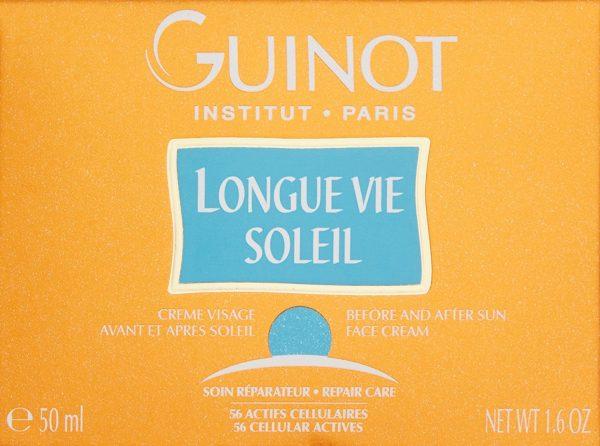 Guinot Longue Vie Soleil Before After Sun Face Cream 50ml
