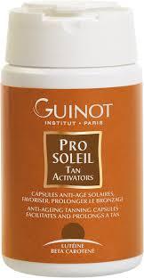Guinot Pro Soleil Tan Activators Supplement 30 Capsules