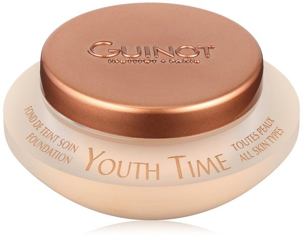 Guinot Youth Time Foundation 30ml – No3 Dark Skin