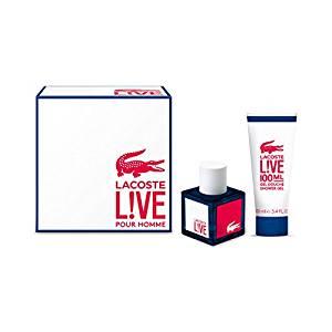 Lacoste Live Gift Set 100ml EDT 40ml EDT