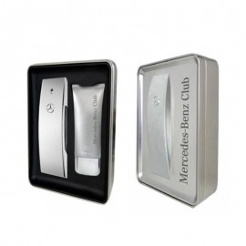Mercedes Benz Club Extreme Gift Set 100ml EDT 75g Deodorant Stick