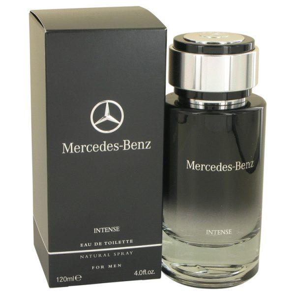Mercedes Benz Intense Eau de Toilette 120ml Spray