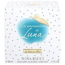 Nina Ricci Les Gourmandises De Luna Eau de Toilette 50ml Spray