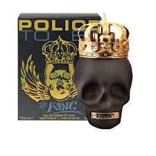 Police To Be The King Eau de Toilette 40ml EDT Spray