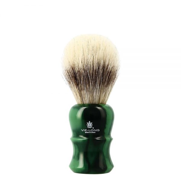 Vie Long Shaving Brush – Green