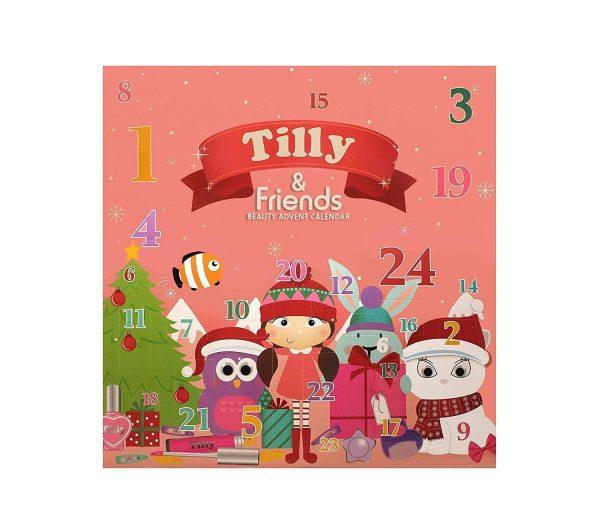 Tilly Friends Beauty Advent Calendar