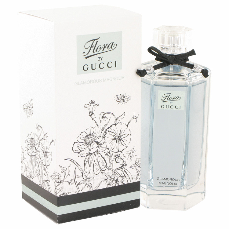 f0592a24d5b Gucci Flora Glamorous Magnolia Eau de Toilette 100ml EDT Spray – SoLippy