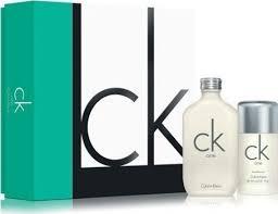 Calvin Klein CK One Gift Set 100ml EDT 75ml Deodorant Stick