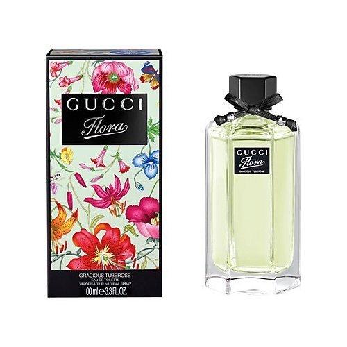 81d7af535 Gucci Flora Gracious Tuberose Eau de Toilette 50ml EDT Spray – SoLippy