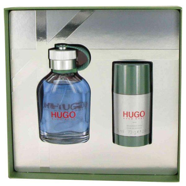 Hugo Boss Hugo Man Gift Set 75ml EDT 75ml Deodorant Stick
