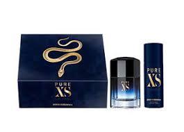 Paco Rabanne Pure Xs Excess Gift Set 50ml EDT 100ml Shower Gel