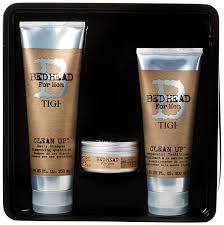 Product Description. TIGI Bed Head For Men Man On Gift Set ...