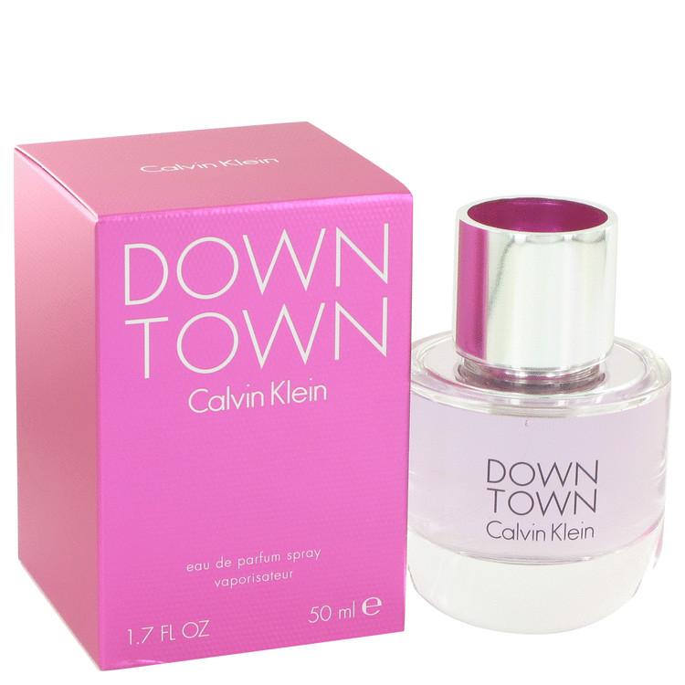 Klein Parfum De Calvin Downtown Eau Spray Edp 50ml CodrxBe
