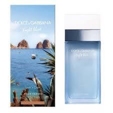Dolce Gabbana Light Blue Love in Capri Eau de Toilette 50ml EDT Spray
