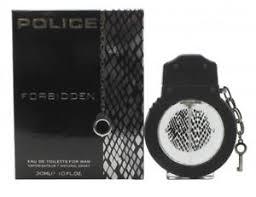 Police Forbidden for Man Eau de Toilette 30ml EDT Spray