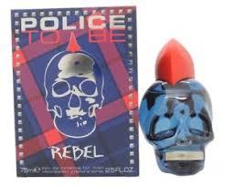 Police To Be Rebel Eau de Toilette 75ml EDT Spray