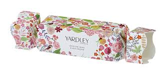 Yardley English Rose Hand Cream Cracker 50ml