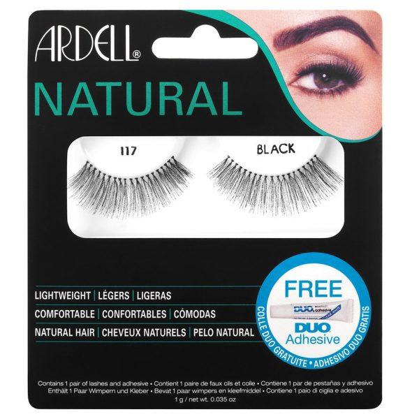 Ardell Fashion Lashes 117 Black