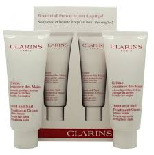 Clarins Gift Set 2 x 100ml Hand Nail Treatment