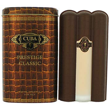 Cuba Prestige Gold Eau de Toilette 90ml Spray