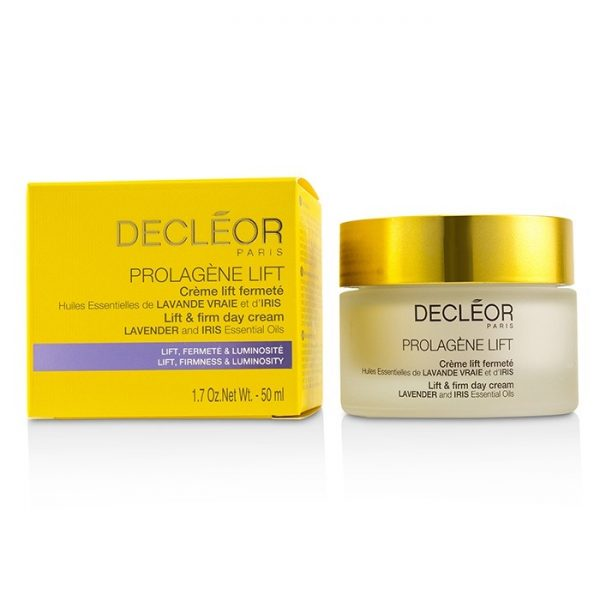 Decleor Prolagene Lift Lift Firm Day Cream with Lavender and Iris Essential Oils 50ml