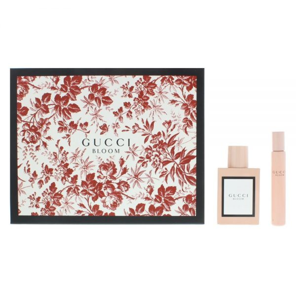 Gucci Bloom Gift Set EDP 50 ml Rollerball EDP 74 ml