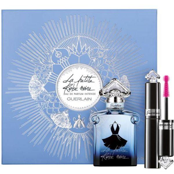 Guerlain La Petite Robe Noire Intense Gift Set 50ml EDP 10ml Mascara