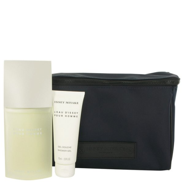 Issey Miyake LEau dIssey Pour Homme Gift Set 75ml EDT 50ml Shower Gel