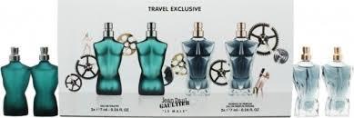 Jean Paul Gaultier Le Male Gift Set 2 x 7ml EDT 2 x 7ml Essence de Parfum
