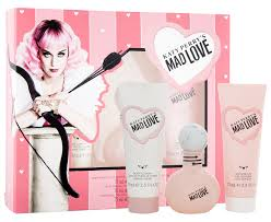 Katy Perry Mad Love Gift Set 50ml EDP 75ml Body Lotion 75ml Shower Gel