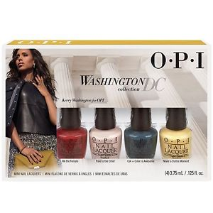 Product Description. OPI Washington DC Nail Polish Gift Set ...  sc 1 st  SoLippy & OPI Washington DC Nail Polish Gift Set 4 Pieces u2013 SoLippy