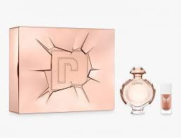 Paco Rabanne Olympea Gift Set 50ml EDP 9ml Nail Polish