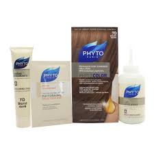 Phyto Color Permanent Hair Colour 7D Golden Blonde
