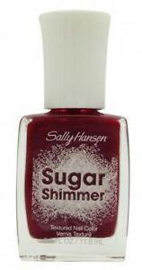 Sally Hansen Sugar Shimmer Nail Polish 11.8ml 06 Berried Under