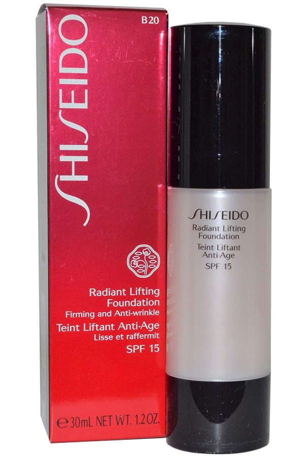 Shiseido Radiant Lifting Foundation SPF15 30ml B00 Very Light Beige