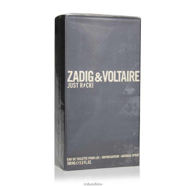 Zadig Voltaire Just Rock for Him Eau de Toilette 30ml Spray