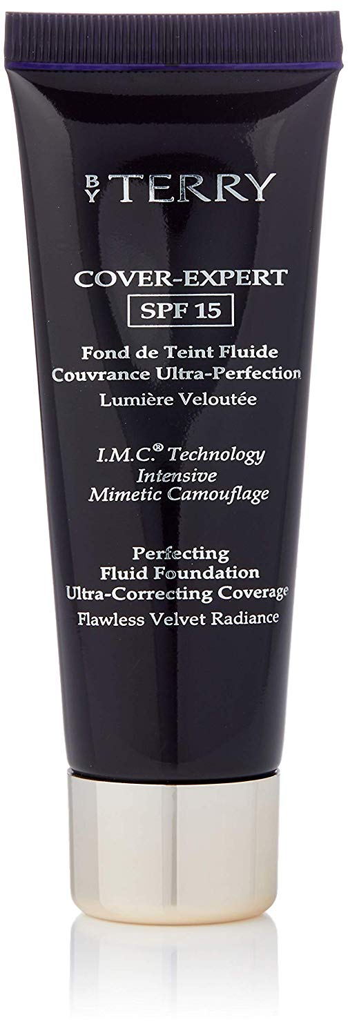 By Terry Cover Expert Perfecting Fluid Foundation SPF15 35ml N3 Cream Beige