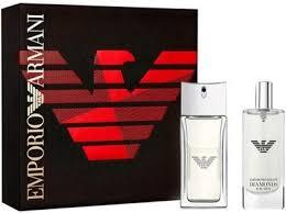Giorgio Armani Emporio Diamonds Gift Set 50ml EDT 15ml EDT
