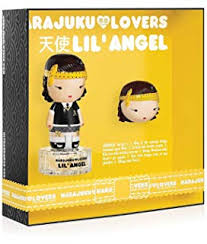 Gwen Stefani Harajuku Lovers Lil Angel Gift Set 30ml EDT 1.2g Solid Perfume
