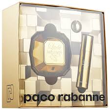 Paco Rabanne Lady Million Gift Set 50ml EDP 10ml EDP Key Ring