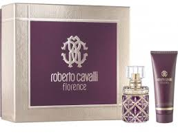Roberto Cavalli Florence Gift Set 50ml EDP 75ml Body Lotion
