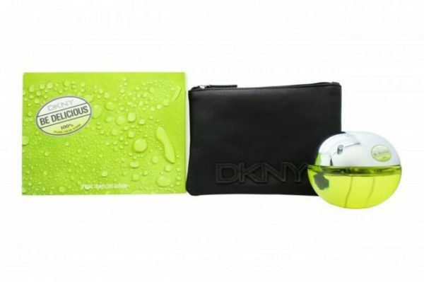 DKNY Be Delicious Gift Set 100ml EDP Bag
